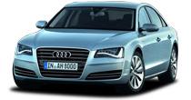 Audi A8 L Petrol