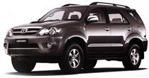 Toyota Fortuner D4 Diesel