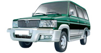 Toyota Qualis Petrol