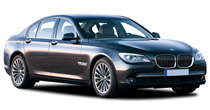 BMW 7 Series 730Ld Petrol