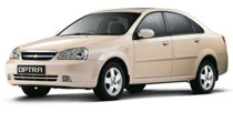 Chevrolet Optra Srv Petrol
