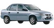 Opel Corsa Petrol