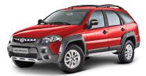 Fiat Palio Adventure 1.6 Petrol